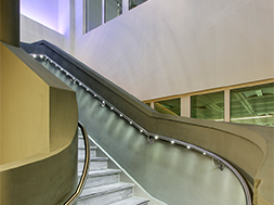 Handrail Lighting - Interior
