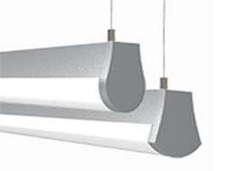 Linear LED Suspended