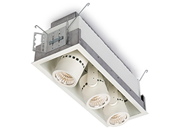 Recessed Multiple LED